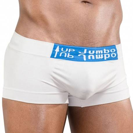Dijo Shorty Stretch Jumbo-Up Blanc