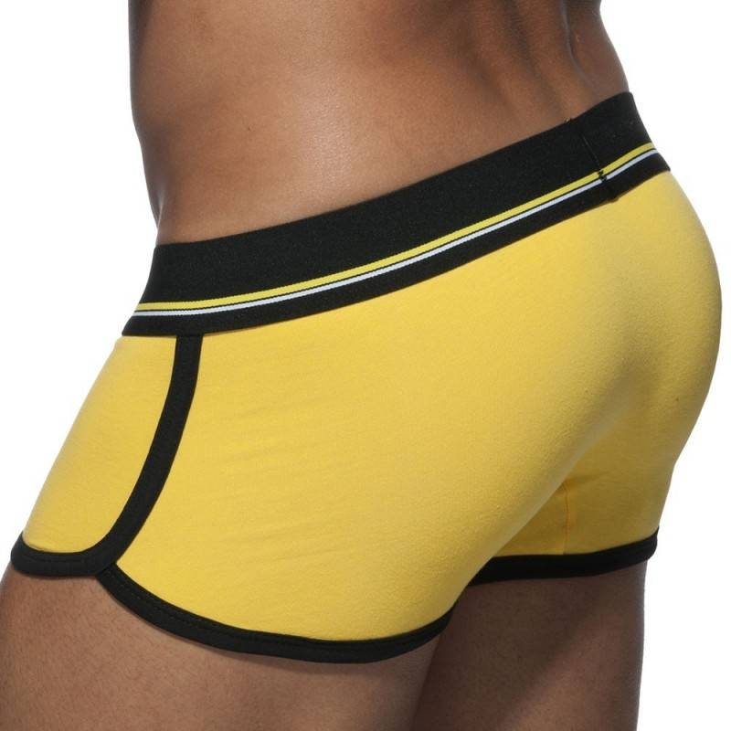 Addicted Boxer Curve Jaune