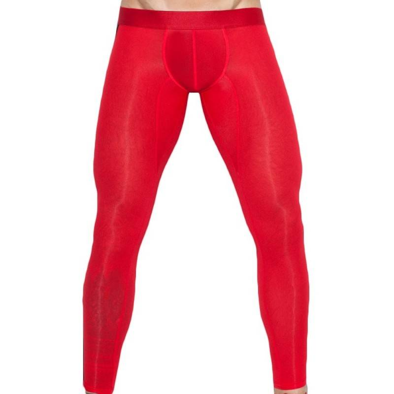 ES Collection Legging Fin Rouge