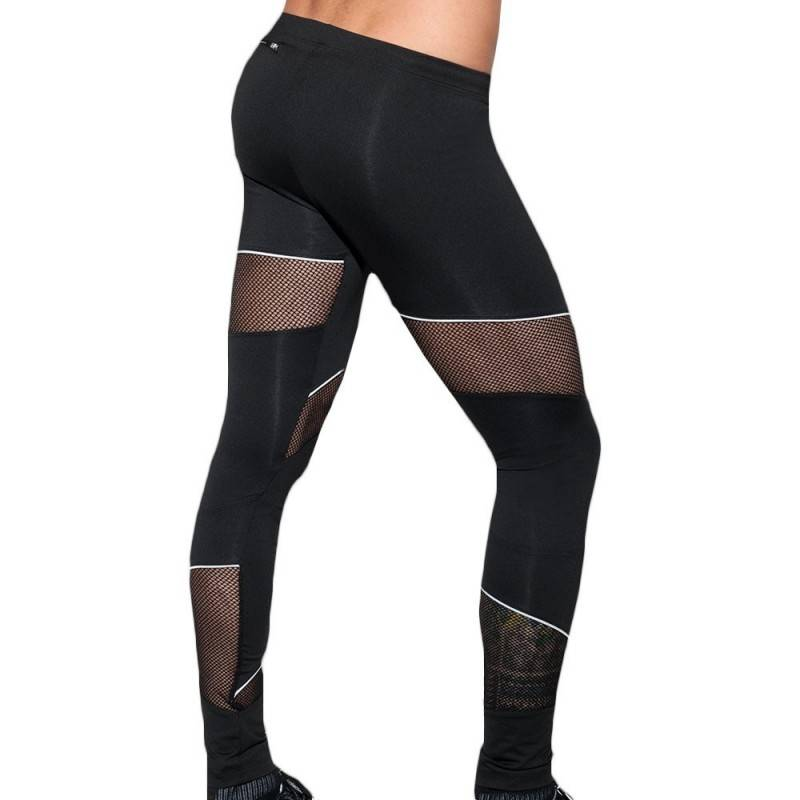 ES Collection Legging Dystopia Noir - Argent