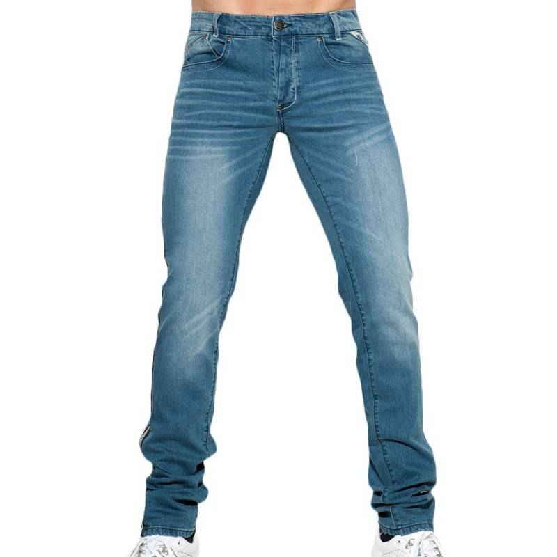 ES Collection Jeans Dystopia Tape Indigo