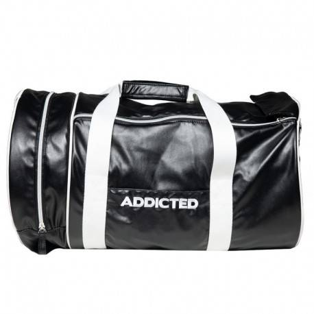 Addicted Gym Bag - Black