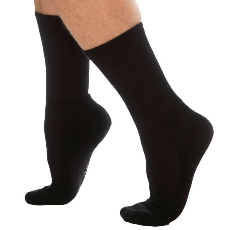 DIM 2-Pack Outdoor Work Socks - Black