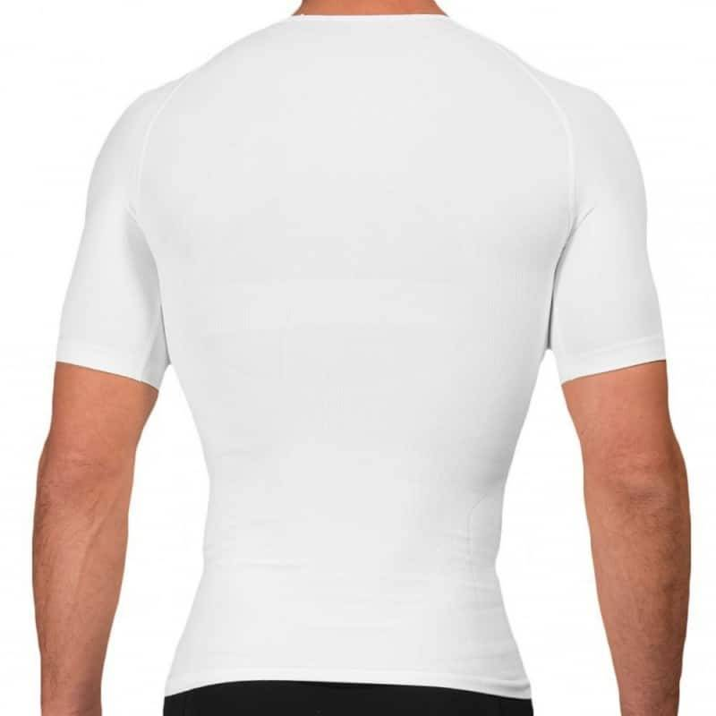 Rounderbum T-Shirt Light Compression Blanc