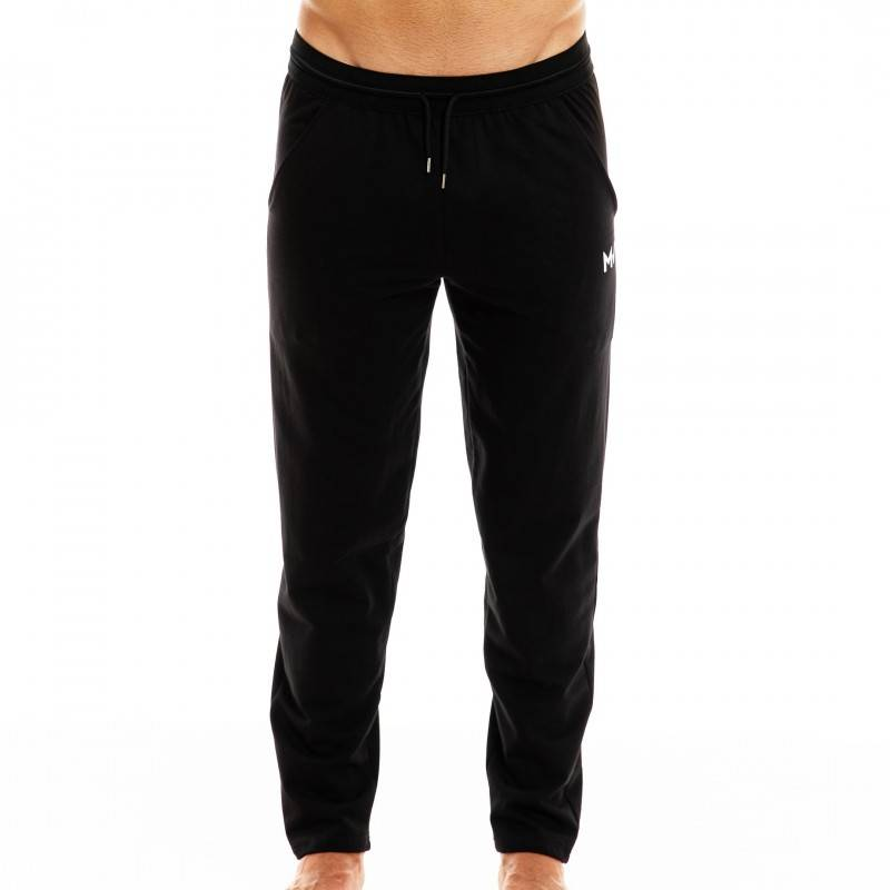 Modus Vivendi Peace Cotton Pants - Black