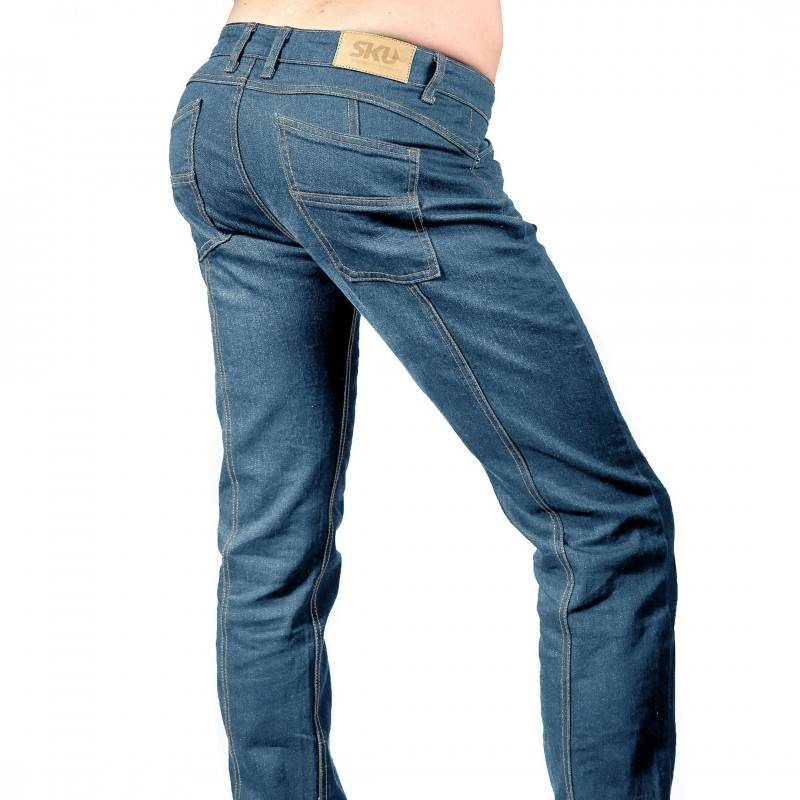 SKU Jeans Original Super Push-Up Bleu Indigo