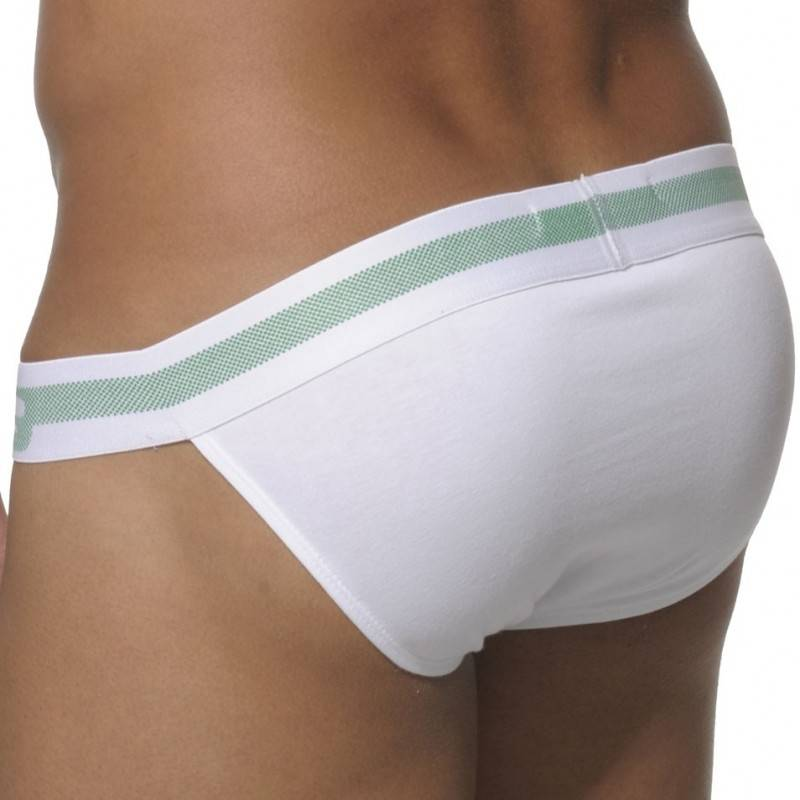ES Collection Slip Tanga Daytona Blanc