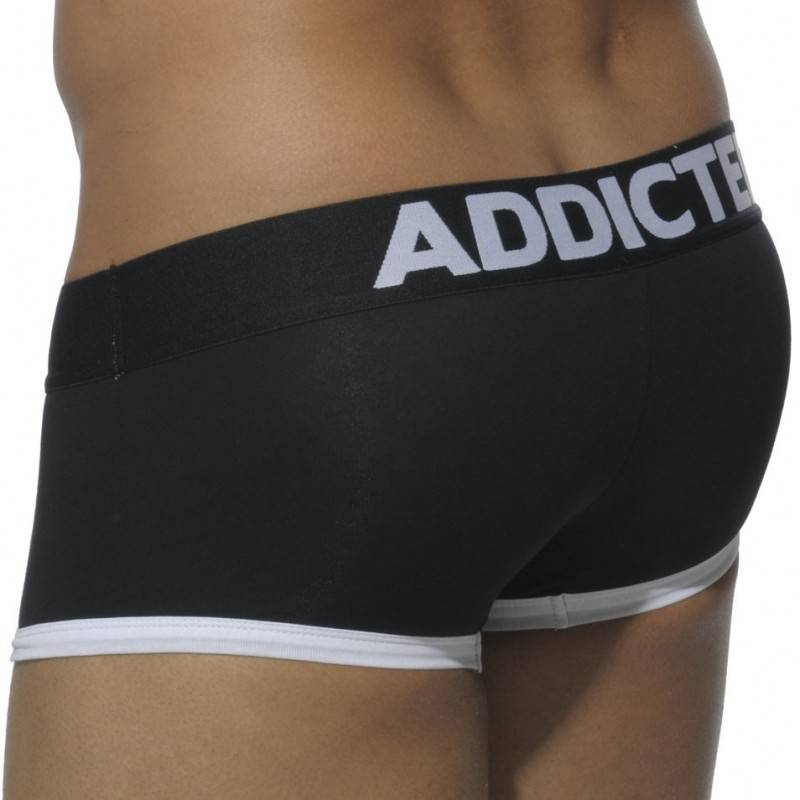 Addicted Shorty Basic Colors Noir