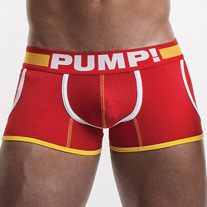 Pump! Flash Jogger Boxer - Red
