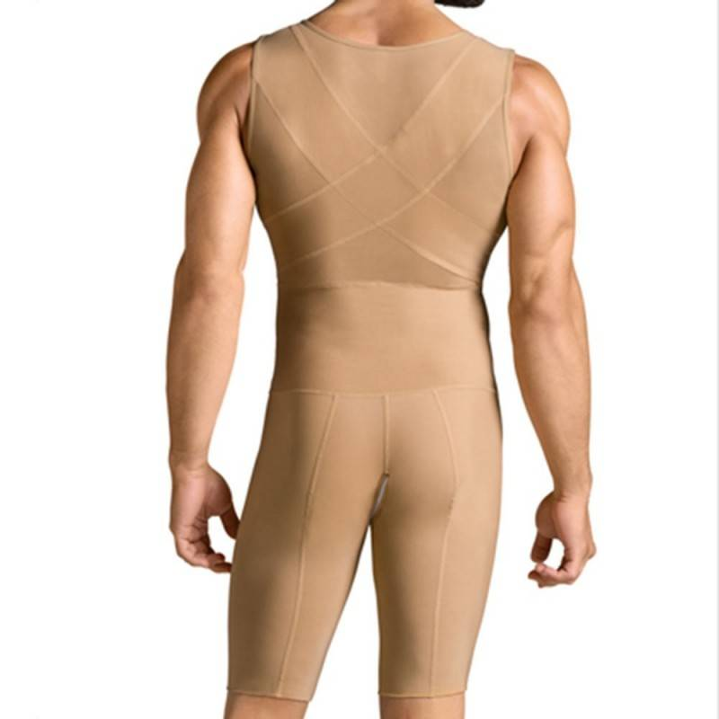 LEO Compression Bodysuit - Nude