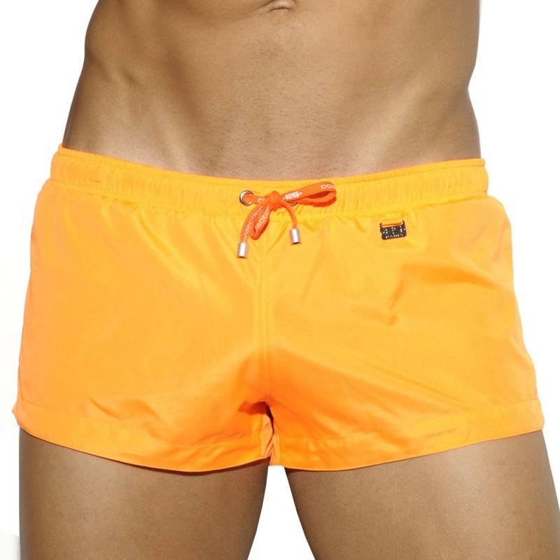 ES Collection Short de Bain Orange