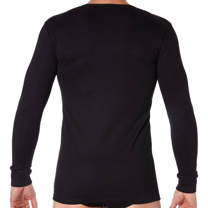 Doreanse T-Shirt Thermal Noir