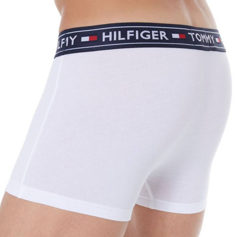 Tommy Hilfiger Boxer Authentic Blanc