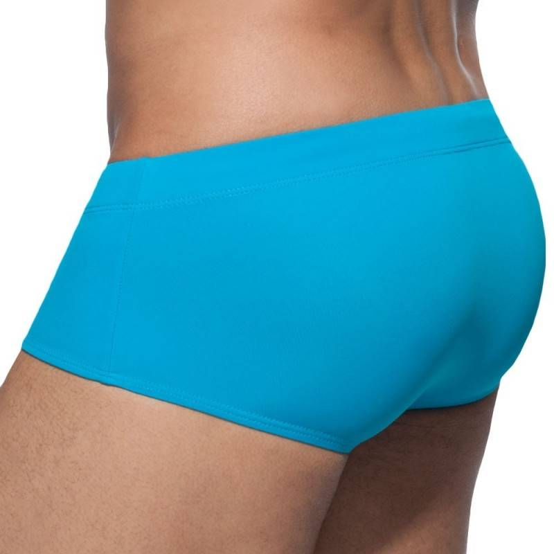 Addicted Shorty de Bain Basic AD Sunga Turquoise