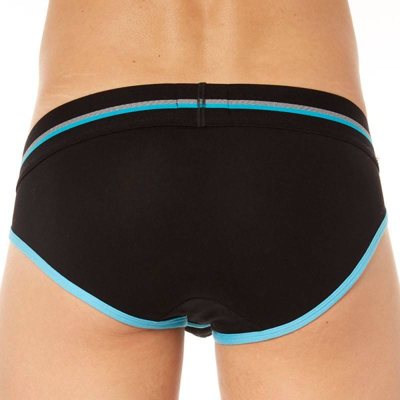 SKU First Cotton Briefs - Black